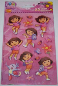 Dora the Explorer Scrapbook Stickers