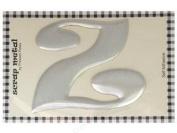 Pressed Petals Scrap Metal Alphabet Z - 10cm