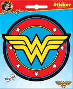 DC Comics Wonder Woman Logo Sticker