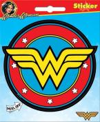 DC Comics Wonder Woman Logo Sticker
