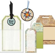 Road Trip Tags for Scrapbooking