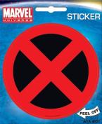 X-Men Logo Marvel Comics Die Cut Vinyl Sticker Decal