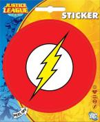 The Flash Logo DC Comics Die Cut Vinyl Sticker Decal