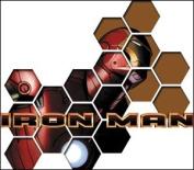 Iron Man - Pieces - Die Cut Vinyl Sticker Decal