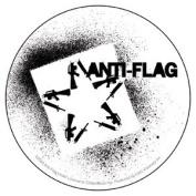 Anti-Flag - Star - Die Cut Vinyl Sticker Decal