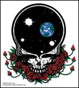 Grateful Dead - Space Your Face - Die Cut Vinyl Sticker Decal
