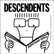 The Descendents Everything Sucks Sticker