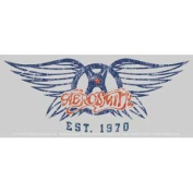 Aerosmith - Est. 1970 - Die Cut Vinyl Sticker Decal