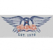 Aerosmith - Est. 1970 - Die Cut Vinyl Sticker Decal