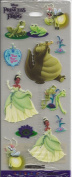Disney the Princess and the Frog Scrapbook Stickers