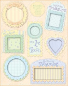 Sweet Pea Studio Grand Adhesions Embellishments-my First