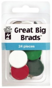 Hot Off The Press - Christmas Cookies Great Big Brads