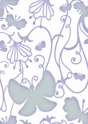 Fine Designs - I Dream 5x7 - Embossing Folder