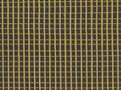 Magic Mesh - Mustard Fine Weave