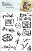 Clear Stamps Tia Bennett - Winter Holidays W/fall