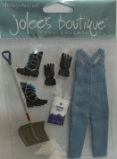"Jolee's Boutique Collage Stickers ""Snow Stuff"""