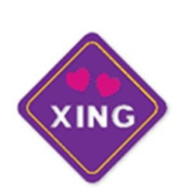 Ellison/Sizzix Thin Cuts Sign, Xing (Love Crossing) Die