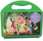 SandyLion Disney Fairies Sticker Treasure Kit