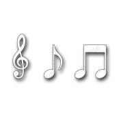 Die-Namics Die-Musical Notes