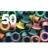 American Tag Company Eyelets 3/16 Pastel 40415