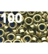 American Tag Company Eyelets 40310 1/8 Brass