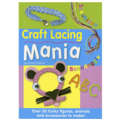 David & Charles Books-Craft Lacing Mania