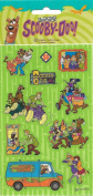 Scooby Doo Fun Scrapbook Stickers