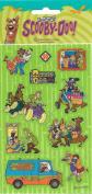 Scooby Doo Fun Scrapbook Stickers