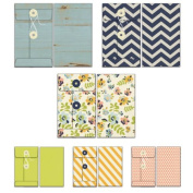 Fancy Pants Collecting Moments Patterned Envelope Embellishments