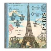Michel Design Works Paris Note Pad Book, 7.6cm by 8.9cm