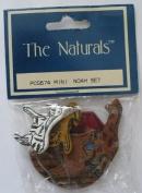 Mini Noah Set - The Naturals - 5 Pc/Pkg