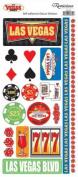 Reminisce It's Vegas Baby, Phrase Sticker