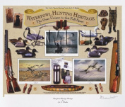 Waterfowl Hunting Heritage Cardstock Scrapbook Stickers