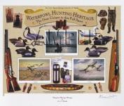 Waterfowl Hunting Heritage Cardstock Scrapbook Stickers