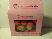RachaelHale Sticker Pods - 20 Pods, Each with 5 Stickers - The World's Most Lovable Animals