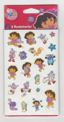 Dora the Explorer Bookmarks & Stickers