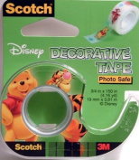 Winnie The Pooh and Tigger Decorative Tape