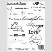 """""""Love Quotes"""" - Scrap Book, Arts & Craft Adhesive Vellum."""