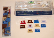 "Around The Block Clipper + 50 Reusable Clips "" Pets "" # 02007 Paper, Photo, & Scrapbooking Tools & Embellishments"