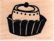 Petite Bon Bon 1 Wood Mounted Rubber Stamp