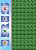 Creative Paper Iris Paper for Card Making, 215gm, Green