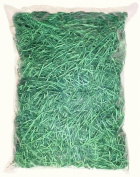 100g Green Paper Shred, Decoration Accessory