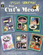 Hot Off The Press 8.5 x 11 Scrapbooking Papers CAT'S MEOW