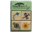 Image Tree Rubber Stamp - Summer Day's by Suzy Ratto