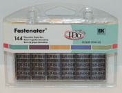 EK Success Fastenater PLEASE JOIN US Embellished 144 Decorative Staple Bars