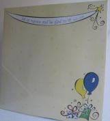 Inspirational Memories Scrapbook Papers - Birthday
