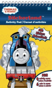 Thomas the Tank Stickerland Activity Pads - 16 Page