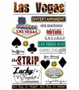 Creative Imaginations Art Warehouse Las Vegas Epoxy Stickers