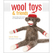Creative Publishing International-Wool Toys & Friends