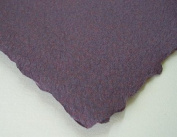 Saint-Armand Handmade Colour Paper- Prune 60cm x 80cm Sheet